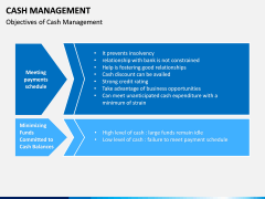 Cash Management PPT slide 7