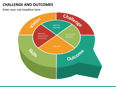 Challenge and outcome PPT slide 6