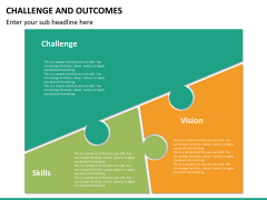 Challenge and outcome PPT slide 9