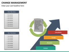 Change management PPT slide 15