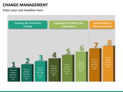 Change management PPT slide 16