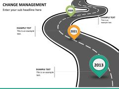 Change management PPT slide 17