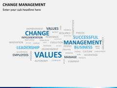 Change management PPT slide 10