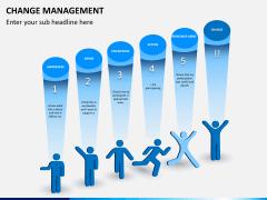 Change management PPT slide 2