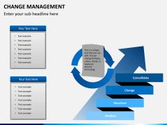Change management PPT slide 5
