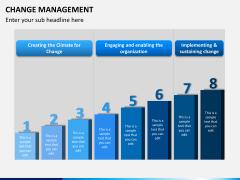 Change management PPT slide 6