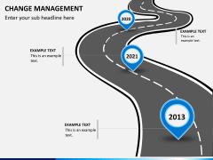 Change management PPT slide 7