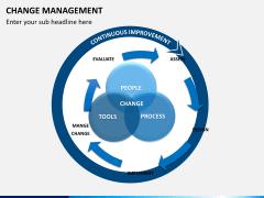 Change management PPT slide 8