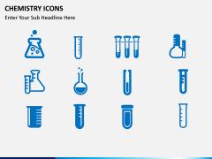 Chemistry Icons PPT slide 1