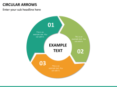 Arrows bundle PPT slide 79