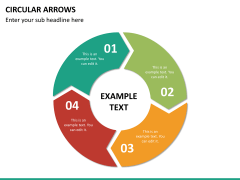 Arrows bundle PPT slide 80