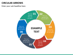 Arrows bundle PPT slide 82