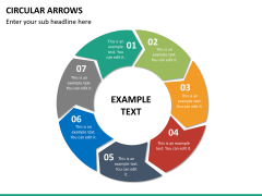 Arrows bundle PPT slide 83