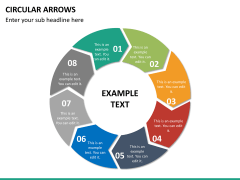 Arrows bundle PPT slide 84
