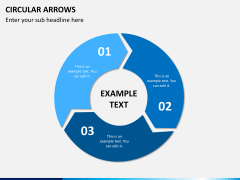 Arrows bundle PPT slide 13