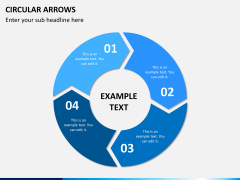 Arrows bundle PPT slide 14