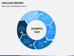 Arrows bundle PPT slide 16