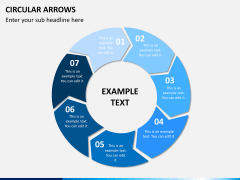Arrows bundle PPT slide 17