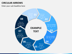 Arrows bundle PPT slide 18