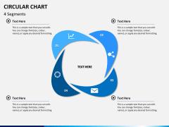 Circular Chart PPT slide 2