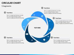 Circular Chart PPT slide 3