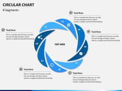 Circular Chart PPT slide 6