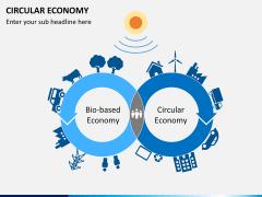 Circular economy PPT slide 2
