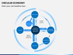Circular economy PPT slide 9