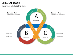 Circular loops PPT slide 11