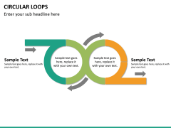 Circular loops PPT slide 16