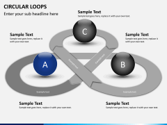 Circular loops PPT slide 5