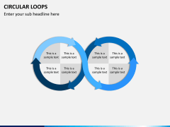 Circular loops PPT slide 7