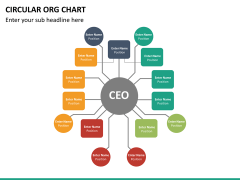 Org chart bundle PPT slide 78