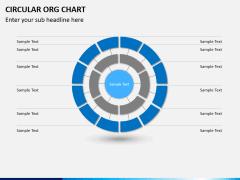Org chart bundle PPT slide 7