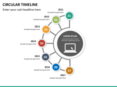 Timeline bundle PPT slide 97