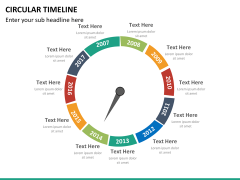 Timeline bundle PPT slide 100