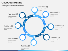 Timeline bundle PPT slide 25