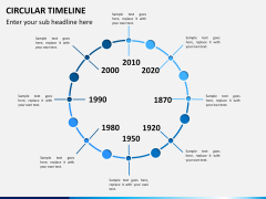 Timeline bundle PPT slide 32
