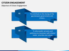 citizen engagement PPT slide 3
