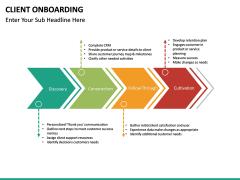 Client onboarding PPT slide 14
