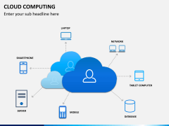 Cloud computing PPT slide 2