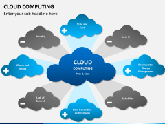 Cloud computing PPT slide 3