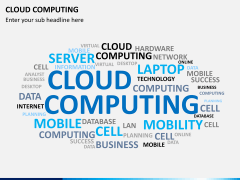 Cloud computing PPT slide 5