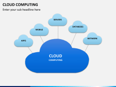 Cloud computing PPT slide 6
