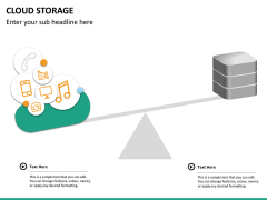 Cloud storage PPT slide 12