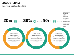 Cloud storage PPT slide 14