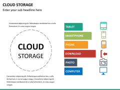 Cloud storage PPT slide 16
