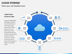 Cloud storage PPT slide 5