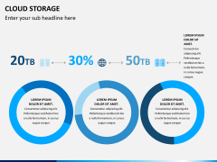 Cloud storage PPT slide 6