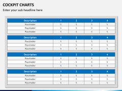 Cockpit charts PPT slide 10